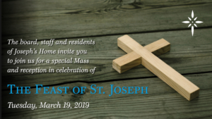 2019 Feast of St. Joseph